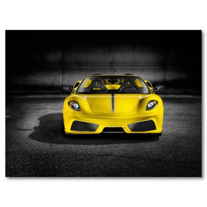 Αφίσα (Ferrari Spider, Scuderia)